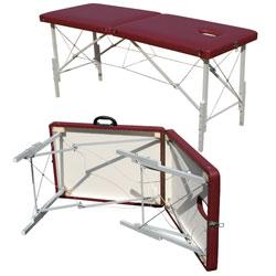 Российские складные массажные столы Санига