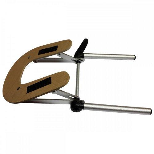 Подголовник для массажного стола с металлическим каркасом
