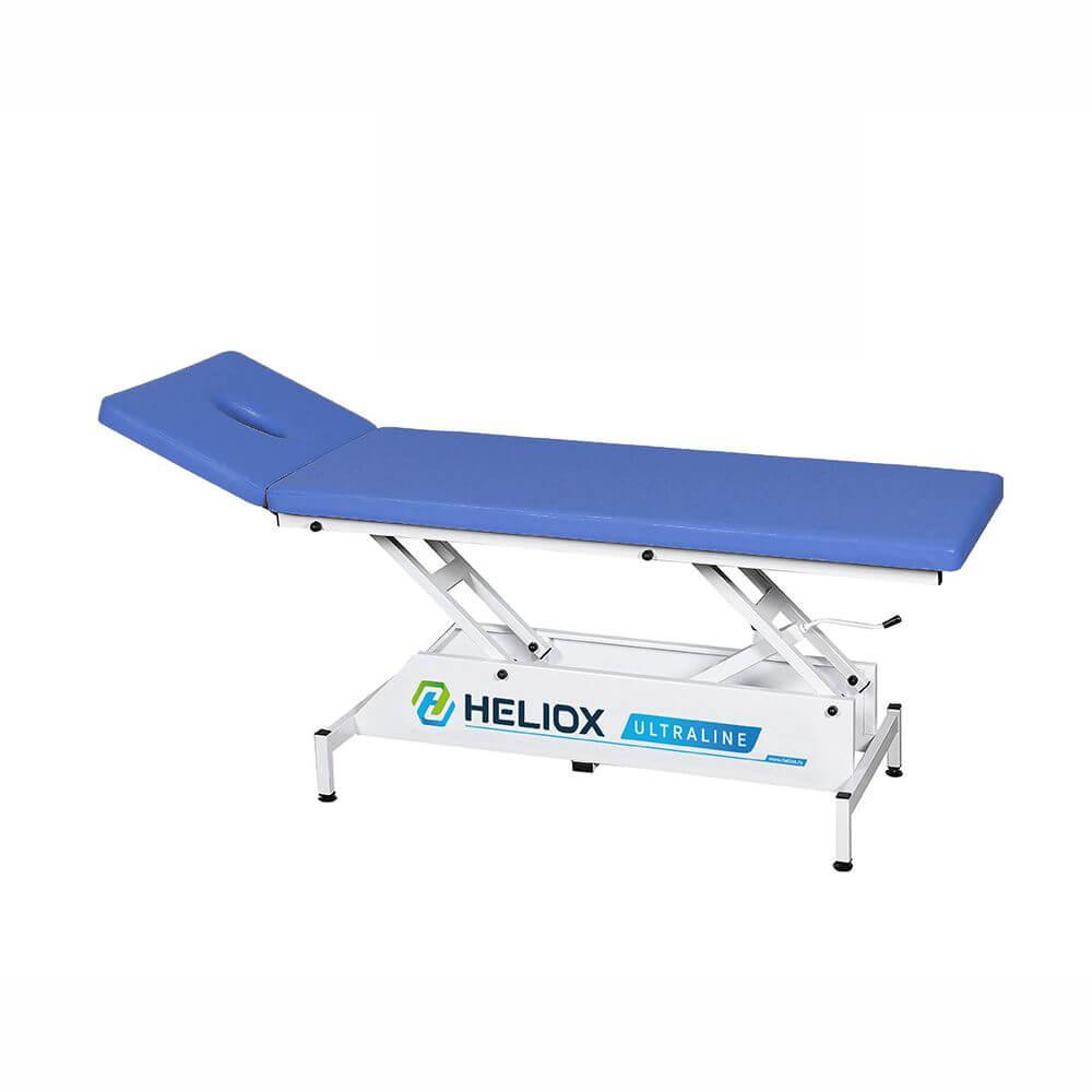 Гелиокс ФМ22 (Heliox FM22) - синий, ширина 65 см