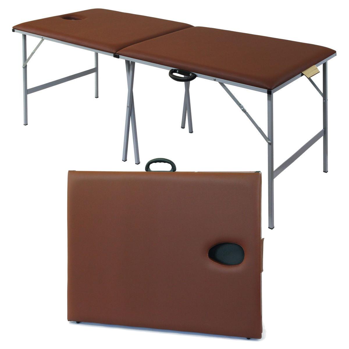 Для чего нужен массажный стол