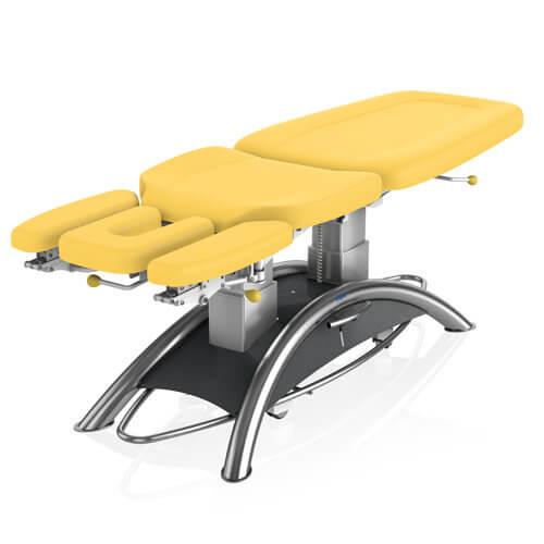 Lojer Capre 125E/FX - Mimosa\хромированные ножки