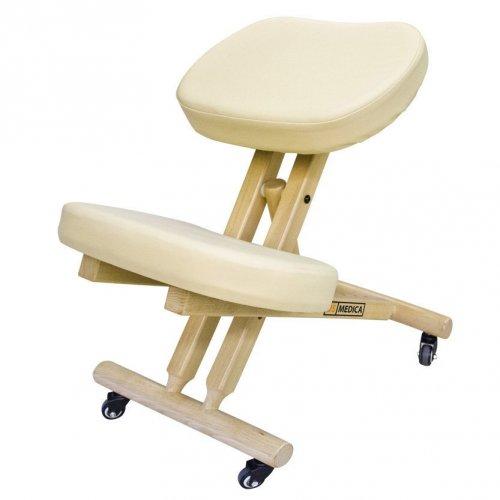 US Medica Zero - стул для безупречной осанки - бежевый