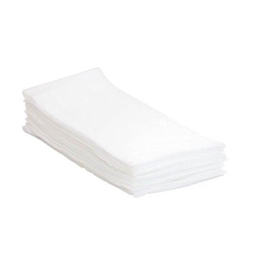 Полотенца Cotto 50-80 шт. - Белый, 35х70 см, 50 шт