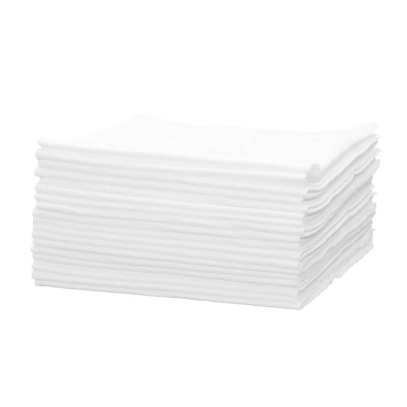 Полотенце Спанлейс 50 шт. - Белый, 35х70 см, 50 шт