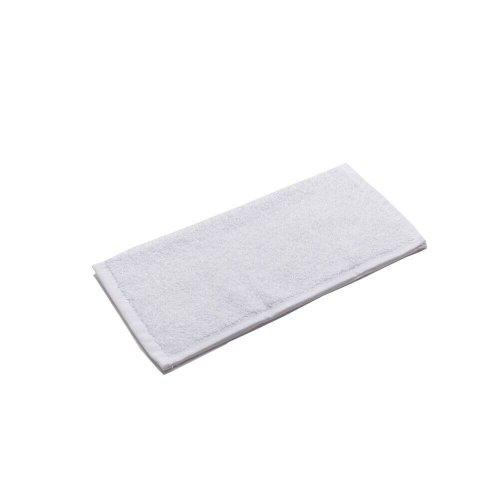 Салфетка махровая - Белый, 30х30 см. 1 шт