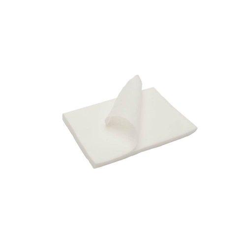 Безворсовые салфетки из спанлейса 100 шт. - Белый, 7х7 см, 100 шт