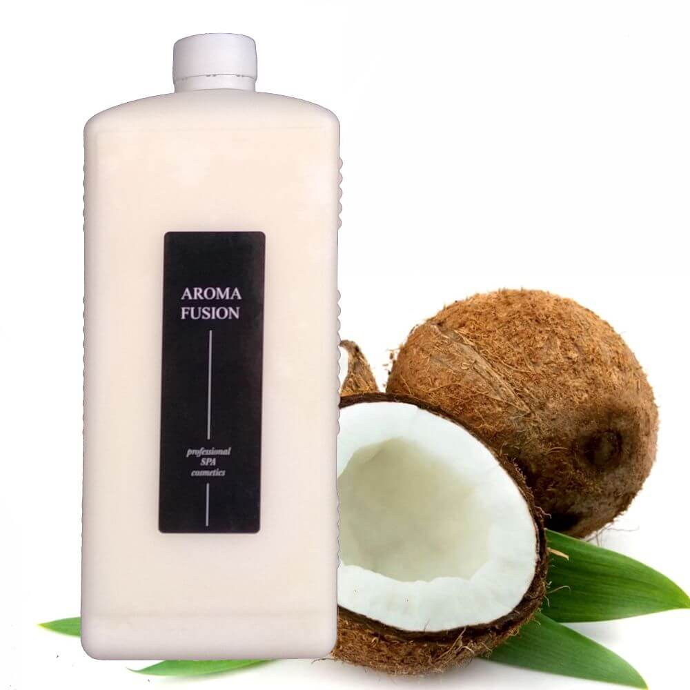 Massage Aroma Oil  Coconut 1 литр - Рафинированное
