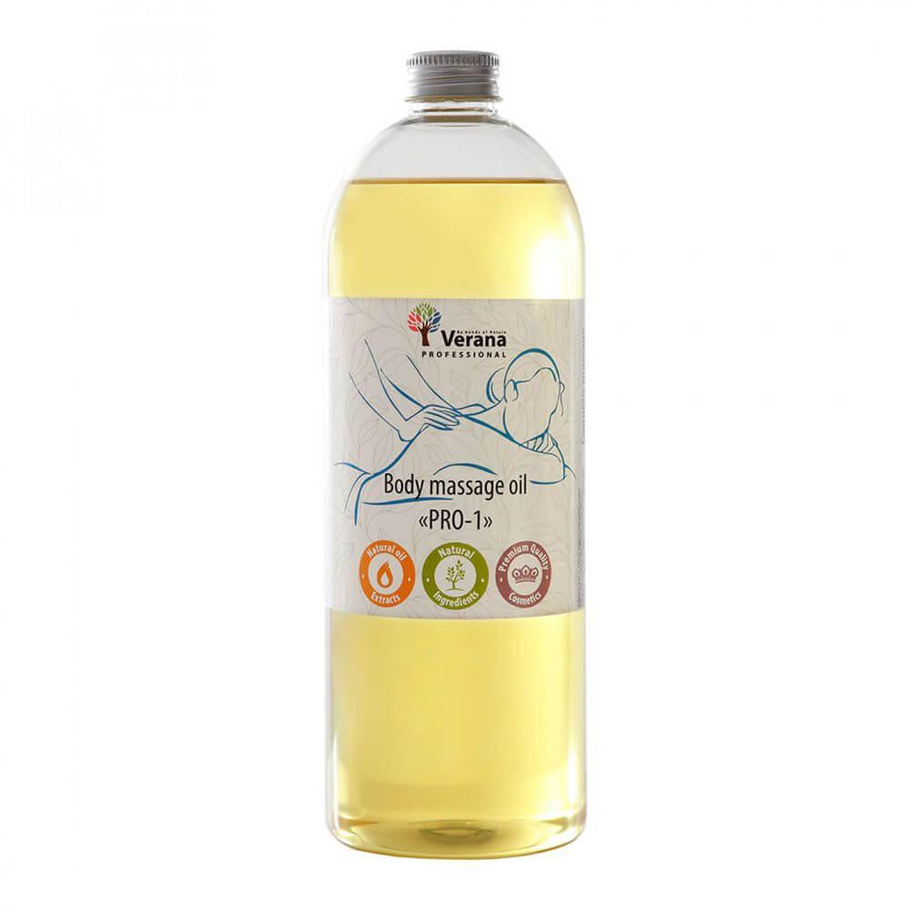 Verana - масло массажное - Pro 1 Базовое