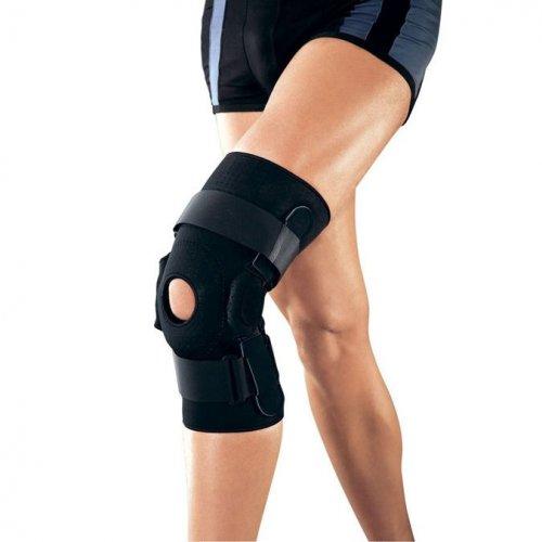 Ортез коленного сустава Orlett RKN-367 с анатомическими полицентрическими шарнирами - XS