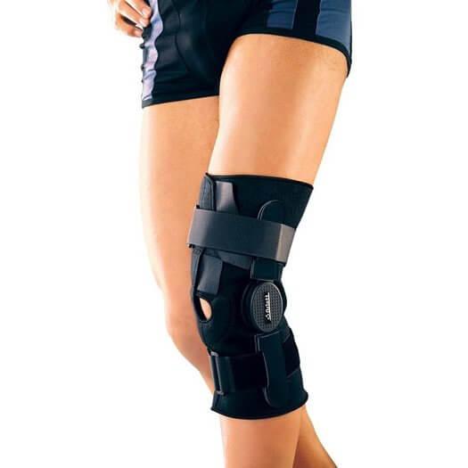 Ортез коленного сустава Orlett RKN-381 регулируемый - XS